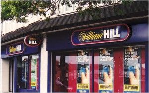 William Hill wedkantoor