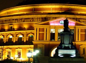 Royal Albert Hall Londen