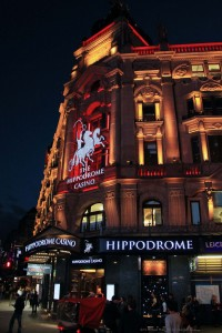 The Hippodrome Casino in Londen