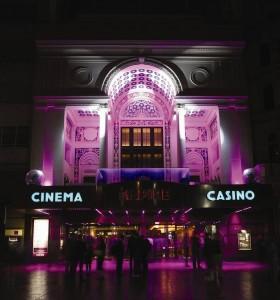 Empire Casino in Londen - Buitenkant