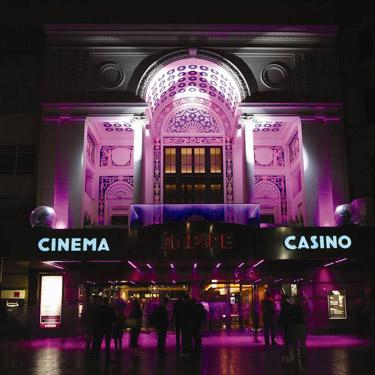 Empire Casino Londen informatie