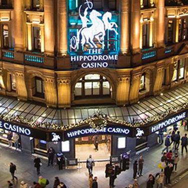 Hippodrome Casino Londen informatie